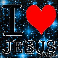 I Love Jesus Animated