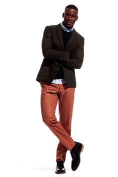 Ami | Fall 2012 Menswear Collection | Style.com