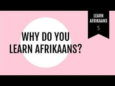 Learn Dutch, Afrikaans, To Tell, German, English, Learning, Deutsch, German Language, Studying