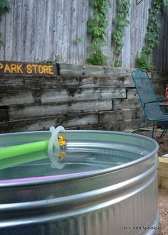 Building your own stock tank pool -- backyard fun, outdoor living, ponds water features Stock Pools, Stock Tank Pool, Metal Stock Tank, Landscaping Around Pool, Solar Pool Heater, Pool Prices, Little Pool, Water Trough, Pond Water Features
