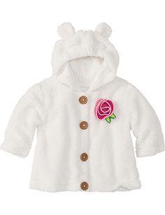 Little Bear Jacket from #HannaAndersson.