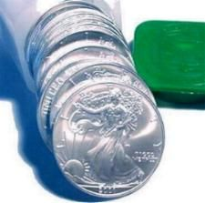 1986-2010 Silver Eagle - Gem Uncirculated - Dates Our Choice - Save on Quantities! - MintProducts.com Silver Eagle Coins, Silver Eagles, Eagle Design, Half Dollar, Silver Dollar, Design Show, Dating, Gems, Knives