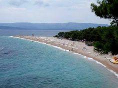 Zlatni Rat Beach - Bol, Brac, Croatia   www.UnhookNow.blogspot.com