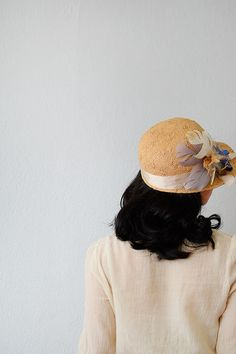 1920s inspired hat | Remembered Heirlooms by adoredvintage