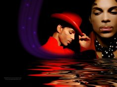 PRINCE ~ FINALLY YOU CAN REST IN PEACE.  NO MORE DEAMONS.  WE'LL MISS YOU.  GONE TOO SOON ♥  4/21/2016.