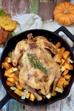 Apple & Herb Roast Chicken