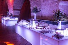 [ Business event in Dubrovnik ] Još jednom smo upriličili veliki poslovni domjenak - ovaj put za francuske klijente u tvrđavi Revelin u Dubrovniku.