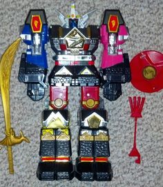 Bandai Mighty Morphin Power Rangers