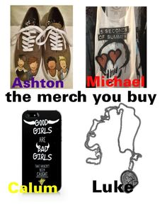"""the merch you buy"" by brynlieboo ❤ liked on Polyvore featuring art"