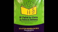GERONIMO SANTANA CAMA E TESÃO (Áudio Ao Vivo) - 8ª Feira do Livro - Feir...