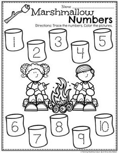 Looking for fun Camping Theme preschool Activities for kids? Check out these 16 Hands-On Forest and camping Learning Activities and Crafts for Preschool or Kindergarten. Preschool Camping Activities, Camping Crafts For Kids, Preschool Learning, Classroom Activities, Learning Activities, Teaching, Classroom Themes, Preschool Crafts, Numbers Preschool