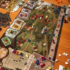 Viticulture with Tuscany expansion...this time we have added the workers. Loving it...yet again!!