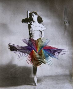 A Photo Gallery Of Images Creatively Enhanced With Stitches Of Thread - DesignTAXI.com
