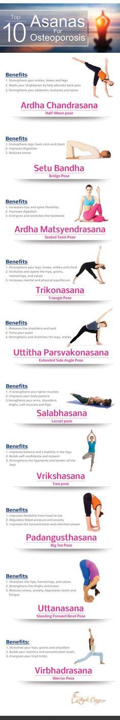 yoga osteoporosis treatment top 10 asanas support bone health tips tipsographic