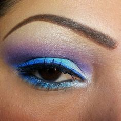 Amazing eye makeup design from oglowbeauty