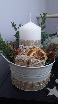Podzimní dekorace s mojí dílny
