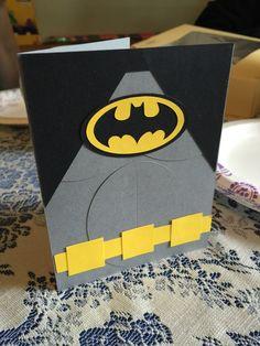 Batman Card