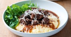 Throw some beef in the oven and walk away - in a few hours you'll have Jill's unforgettable Tuscan stew.