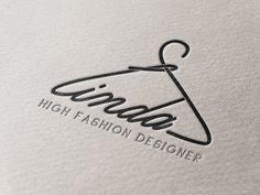 Linda - High Fashion Designer by Rami Hoballah, via Behance