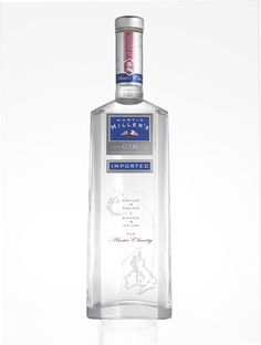 """Martin Miller""""s Gin - high quality. Gin Tonic, so good with Martin Miller"""