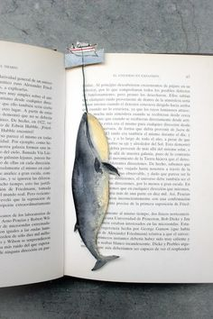 So like...using this while reading Moby Dick?