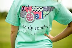Shaw Avenue // Simply Southern tees // available at Diana's Hallmark in Hixson, TN // www.shawave.com