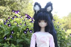 Azone doll: Amane at the park By Mes Crazy Experiences