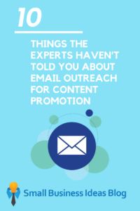 I've done a good amount of email outreach, including outreach for content promotion and in this article, I cover a few tips that most marketing bloggers don't mention.