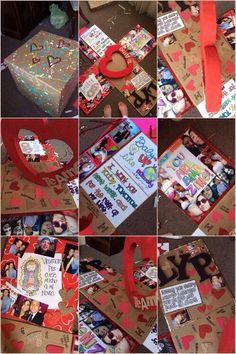 Boyfriend  gift valentines Or anniversary