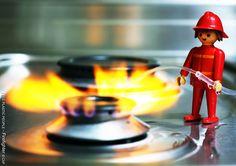 I See Plastic People II: Firefighter by Chabru Fernandez on 500px