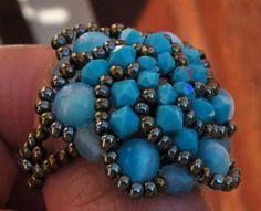 Pattern bijoux: Anello Spireya