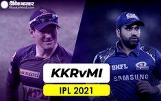 डिजिटल डेस्क, चेन्नई।इंडियन प्रीमियर लीग (IPL) 2021 के 14 वें सीजन का 5वां मैच चेन्नई के चेपक स्टेडियम में शाम 7.30 बजे मुंबई इंडियंस और कोलकाता नाइटराइडर्स के बीच खेला जाएगा। जहां मोगर्न की टीम जीत की लय को बरकरार रखने के लिए उतरेगी वहीं, मुंबई के पास कोलकाता को लगातार चौथी बार हराने का मौका रहेगा। मुंबई का कोलकाता के खिलाफ सक्सेस रेट भी 78 प्रतिशत है। दोनों टीमों के बीच 27 मुकाबले हुए हैं। जिसमें मुंबई ने 21 में और कोलकाता ने 6 में जीती दर्ज की है। कोलकाता ने इस सीजन के पहले मुकाबल