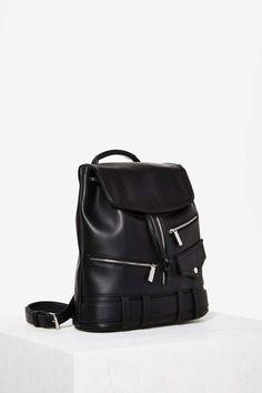 Skinnydip London Need for Speed Moto Backpack - Bags + Backpacks