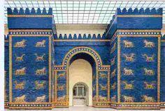 イシュタル門(ペルガモン博物館、ベルリン)