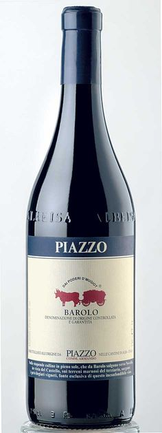 2008 Piazzo #Barolo - Wine Enthusiast 93 Points Rating  - Pair with rich, flavorful dishes, meats and cheeses http://buyingguide.winemag.com/search?q=piazzo barolo   http://www.angeliniwine.com/piazzo_barolo_red_2008/?list=true