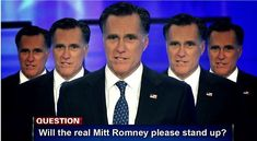 Chameleon Mitt Romney tries changing colors from blue to red in U.S. Senate bid