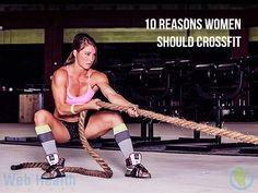 www.webhealthjournal.com amp reasons-women-should-cross-fit