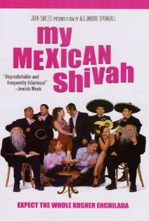 My Mexican Shivah is a very funny comedy funeral film that illustrates Jewish funeral traditions in an entertaining manner. Funny Films, Funny Comedy, John Sayles, Jewish Film Festival, Jewish Beliefs, Good Goodbye, Living In Mexico City, Day Of Mourning, Prayer Service