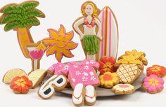 Eleni's New York - Aloha Cookies...cute