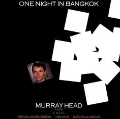 Murray Head 45 RPM Cover https://www.facebook.com/FromTheWaybackMachine