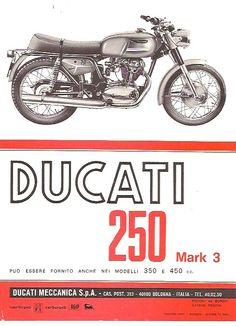 Ducati 250 Mk3