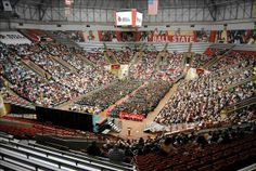 Ball State University Science & Humanities Spring 2014 Commencement