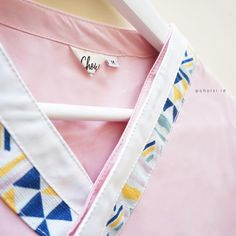 Details shirt ala hanbok by @choisi.id Made from good quality cotton mix linen jepang