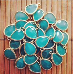 A personal favorite from my Etsy shop https://www.etsy.com/listing/192057939/turquoise-jewelry-long-drop-earrings