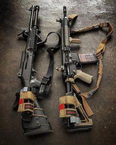 Airsoft Guns, Weapons Guns, Guns And Ammo, Tactical Shotgun, Tactical Gear, Rifles, Tactical Equipment, Survival Weapons, Cool Guns