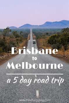 Trip Deals - Brisbane to Melbourne – a Five Day Road Trip Want to see the world and know someone looking to make a hire? Contact me, carlos Auckland, Australia Country, Melbourne Australia, Noosa Australia, Western Australia, Sydney, Road Trip Hacks, Road Trips, Places To Travel