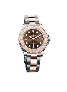 0c1d777f8dc The Rolex Yacht-Master 37 in Rolesor