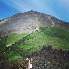 Mount Marathon 2014, Seward, Alaska  My home #ilovemyAK