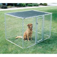 At DoggoneKennels.com, we love our furry friends and want to give them the very best. That's why we are proud to offer a great selection of pet carriers, kennels & crates, beds for kennels, and exercise & play pens to keep those tails wagging, no matter how big or small they may be!