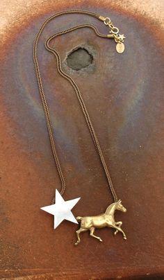 Pegasus Necklace - Plümo Ltd